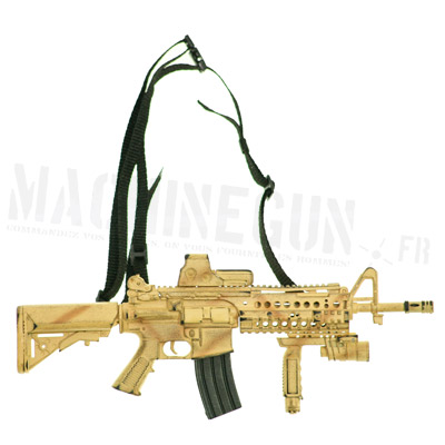 Desert M4 with HDS sight