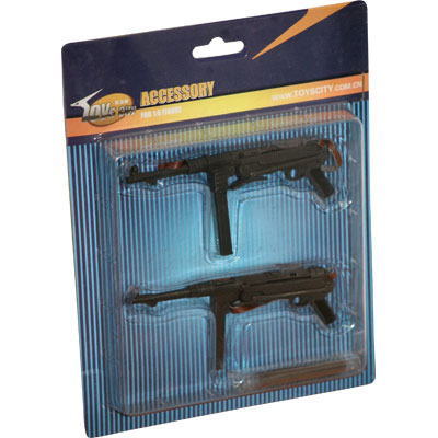 MP 38 & MP 40 Submachineguns (Black)