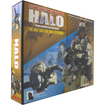 US Navy Seal Team 2 Halo Jumper Desert