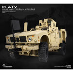 M-ATV MRAP All-Terrain Vehicle