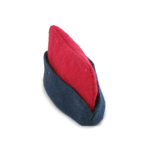 13e Bataillon Médical Forage Cap (Red)
