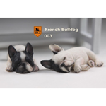 French Bulldog Set (White)