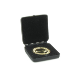 Die Cast Nobel Prize Medal with Box (Black)