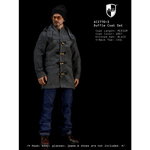 Medium Duffle Coat Set (Grey)