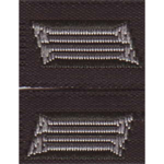 heer enlisted man and nco collar tabs m36