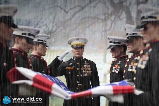 Usmc Force Recon Brigadier General Frank Did Corp