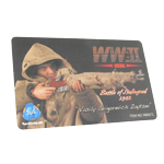 VIP Access Card Vasily Grigorevich Zaytsev