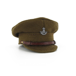 British Service Hat Durham Light Infantry (Brown)