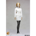 Female Business Wear Suit of Style Series (White)