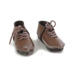 Knight Shoes (Brown)