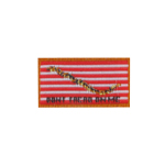 Don't Tread on me Patch (Red)