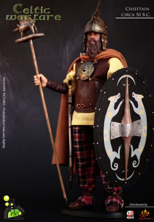 Celtic Warfare - Chieftain (War Leader)