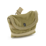 Trench gun cartridges pouch