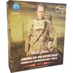American Infantryman Of Expeditionary Force 1917 - Buck Jones (Special Edition)