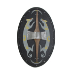 Celtic Shield (Black)
