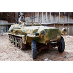 Sd.Kfz.251 Ausf. C German Half-Track (kit)
