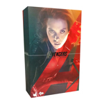 Black Widow Empty Box