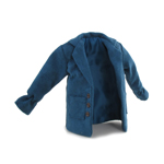 Coat (Blue) (Small Size)