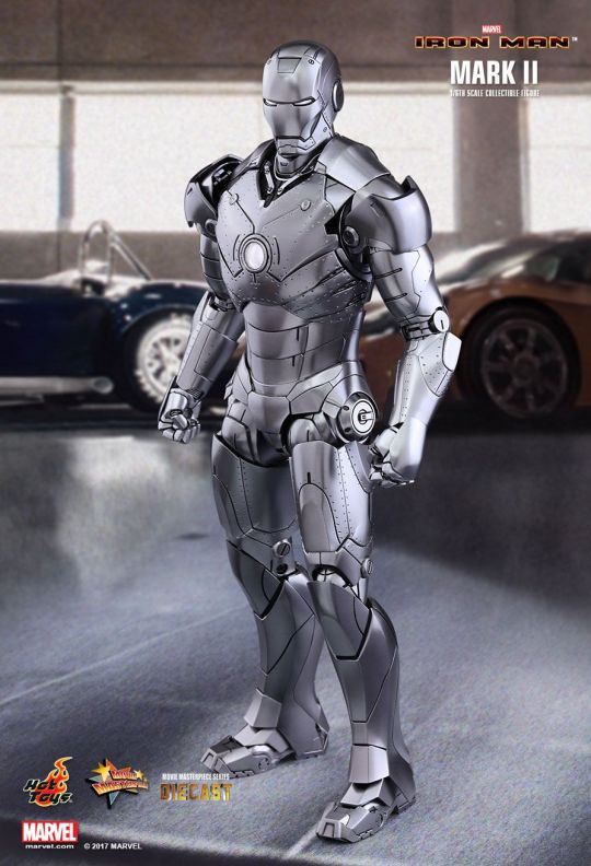 Iron Man - Mark II Diecast