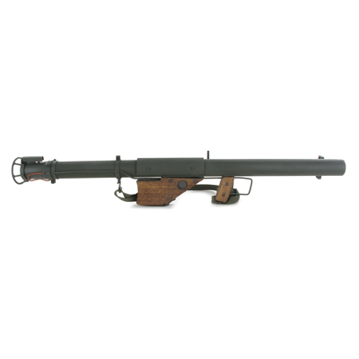 M1 Bazooka in Wood and Die Cast
