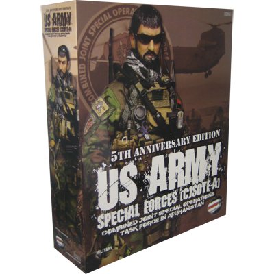 PLAYHOUSE PATCH MODERN 5th ANNIVERSARY US ARMY SPECIAL FORCES 1//6 ACTION FIG TOY