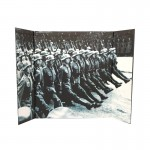 1945 German Army Diorama Background (Grey)