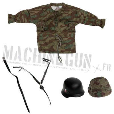 German Army Camo Smock