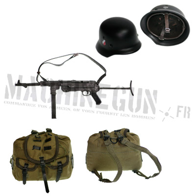 German Wehrmacht Equipment Set