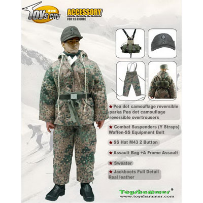 German Army Elite Units Parka Series Set 2