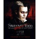 Sweeney Todd : The Demon Barber Of Fleet Street - Foreword By Tim Burton