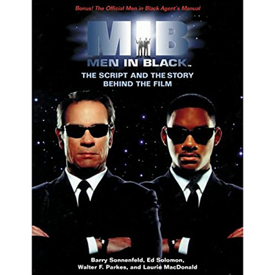 Men In Black - The Script And The Story Behind The Film