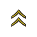 Private 1st Class 6th Insigna