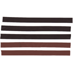 Plate adhesive tape Barnier mixed BLACK and BROWN