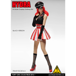 Female Hydra Clothing Set (Black)