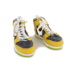 Sport Shoes (Yellow)