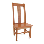 Wooden Chair (Brown)