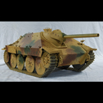 Jagdpanzer Hetzer camo version with dots