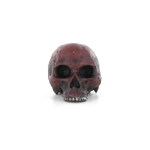 Headsculpt Skull (Red)
