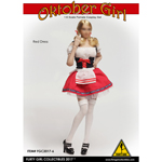 Female Oktober Girl Set (Red)