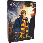Fantastic Beast And Where To Find Them - Newt Scamander