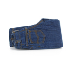 Denim blue slim fit jeans