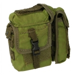 Flotation Vest Left Pouch (Green)