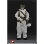 Winter Soviet Soldier Suit Set
