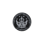 Coast Guard MSRT Maritime Security Response Team Patch (Black)