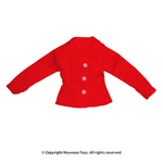 Uniform Series - Basic Long Sleeve Red Shirt