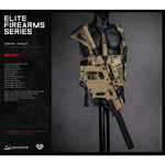 Elite Firearms Series 3 - Vector SMG Tactical Set (Coyote)