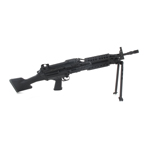 MK46 MOD1 Machinegun (Black)