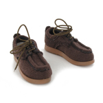 Suede Shoes (Brown)