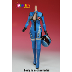 Racing Girl Set (Blue)
