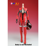 Racing Girl Set (Red)